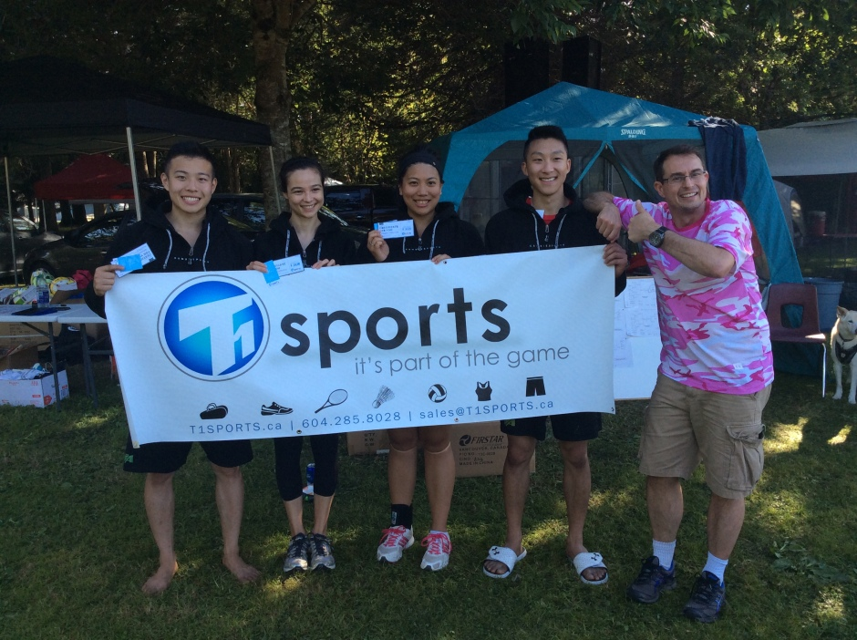 T1 SPORTS 2016 Salmon Fest Volleyball Tournament 2