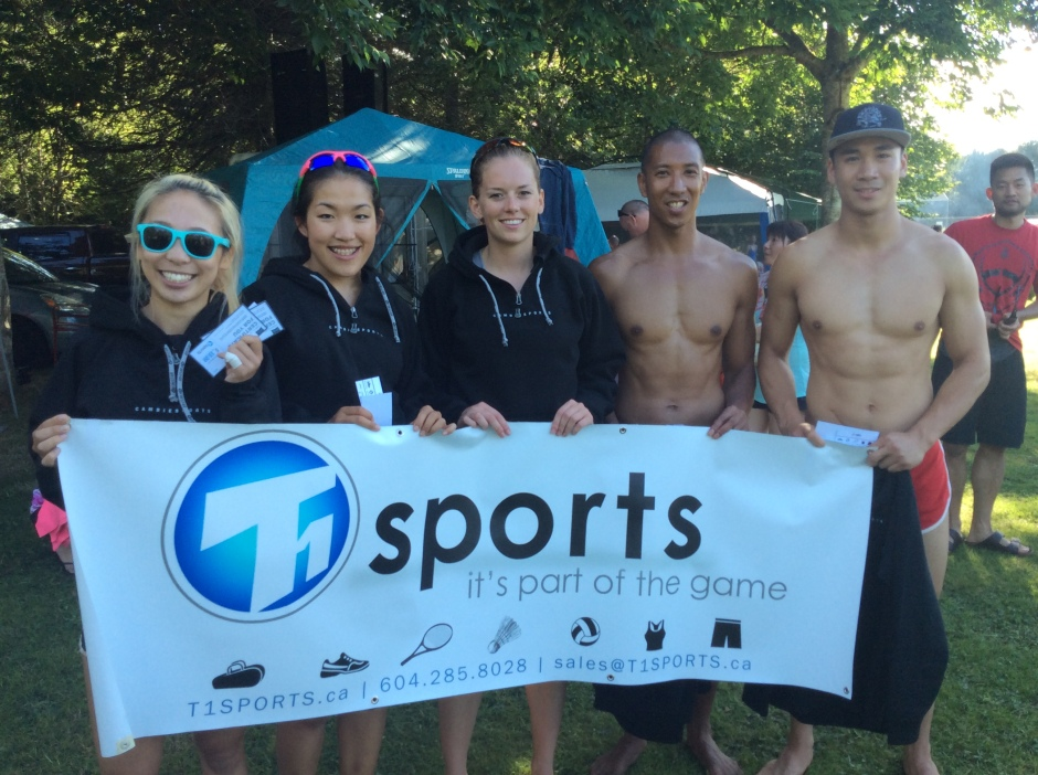 T1 SPORTS 2016 Salmon Fest Volleyball Tournament