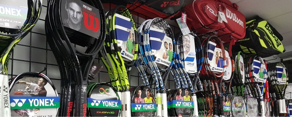 Wilson-Babolat-Tennis-Rackets-Vancouver-BC