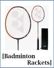 Yonex-Badminton-Rackets