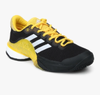 Adidas Barricade Boost Black