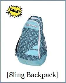 Babolat Backpack Essential Club SLING BAG 150925