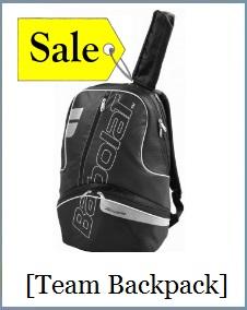 Babolat Backpack Team Black