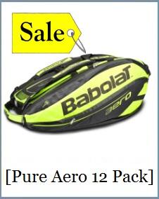 Babolat Racket Holder x12 Pure Aero