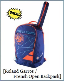 Babolat ROLAND GARROS FRENCH OPEN Backpack