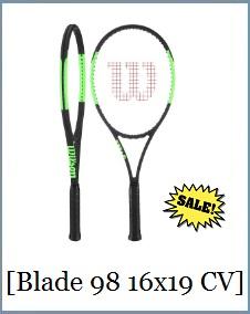 Wilson Blade 98 16x19 CV