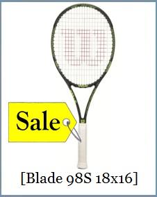 Wilson Blade 98S 18x16