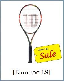 Wilson Burn 100 LS