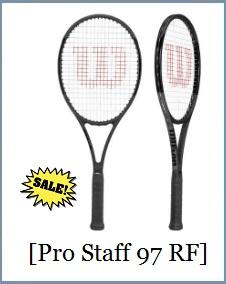 Wilson Pro Staff RF97 Black