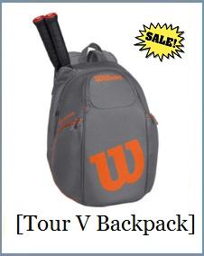 Wilson Tour V Backpack GYOR
