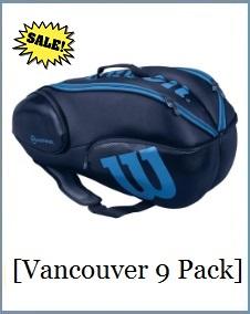 Wilson Vancouver 9 Pack BLBL