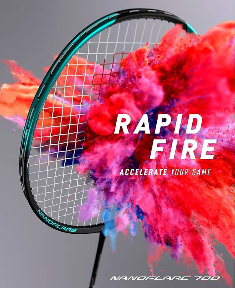 Yonex Nanoflare 700 Badminton Racket - T1 SPORTS