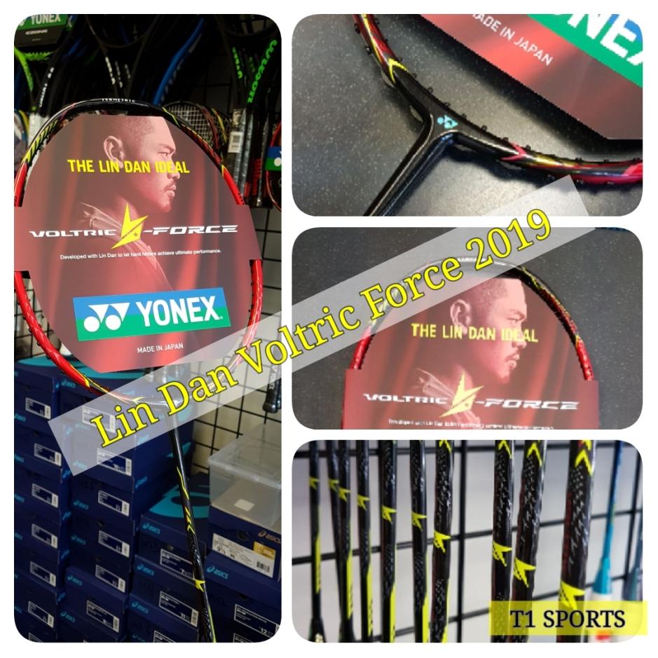 Yonex Lin Dan Force 2019 Badminton Racket
