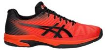 Asics Gel Speed FF Tennis Shoes tomato red black